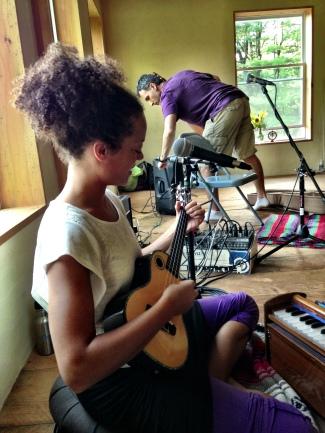Calia at Bethel Farm Living Arts Center in NH
