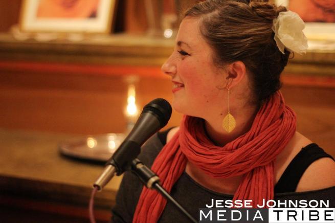 Helen at Integral Yoga Institute, NYC (photo by Jesse Johnson • www.mediatribenyc.com)