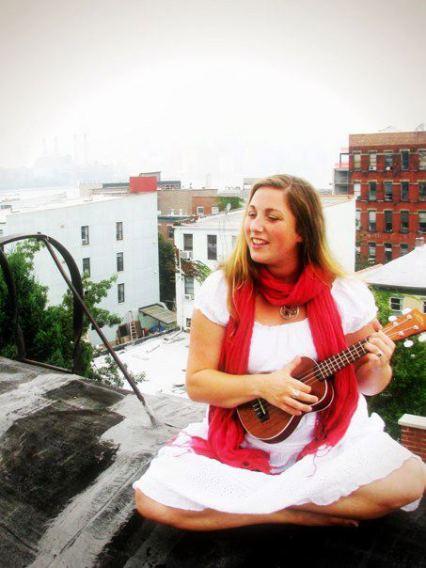 Helen in Brooklyn (photo by Amy Kwan)