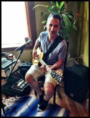 Todd at Bethel Farm Living Arts Center in NH