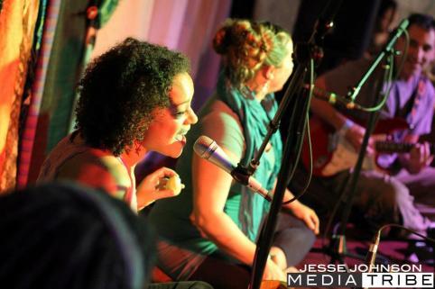 KSR at the New Life Expo in NYC (photo by Jesse Johnson • www.mediatribenyc.com)