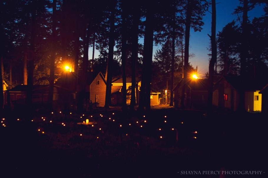 Labarinth nightlight