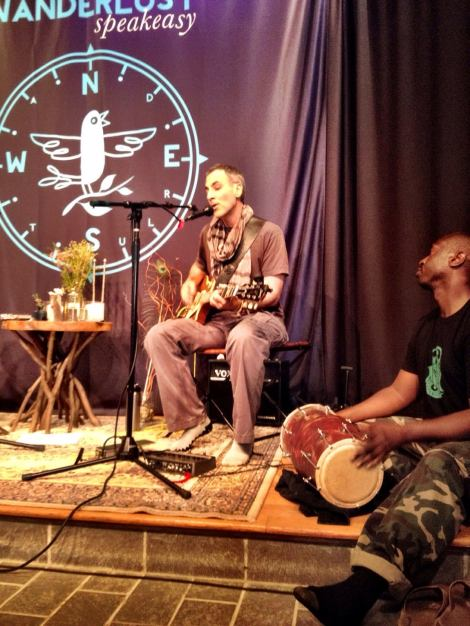Terrance & Todd at Wanderlust Festival in Stratton, VT photo by Daniel Cook