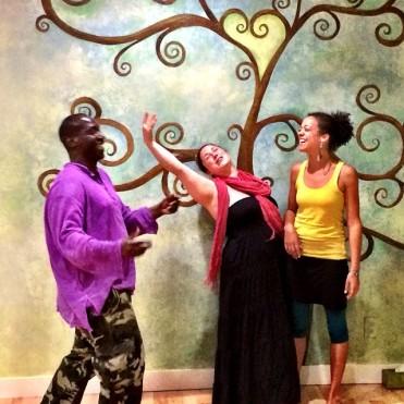 KSR at Heartspace Yoga in Troy, NY