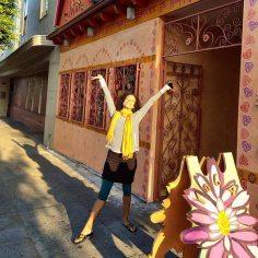 Calia at Laughing Lotus in San Francisco, CA