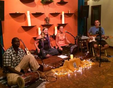 KSR at Yoga Seed Collective in Sacramento, CA